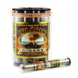 Hula Girl Volcano Vanilla Cigars Tub 25