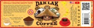 micro ground air dried coffee
