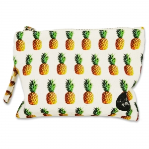 Small pouch Pineapple