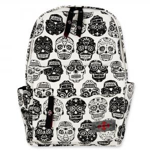 Life Spirit Backpack Skull Face