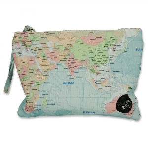 Small pouch Map
