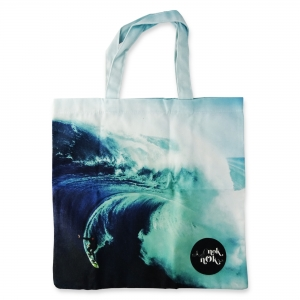 Eco Tote Bag Big Wave Surf