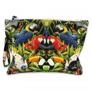 Small pouch Bird and Parrots