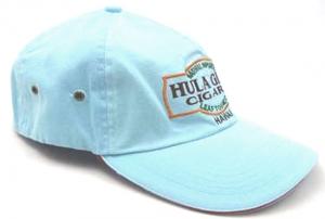 Hula Girl Cigars Twill Cap