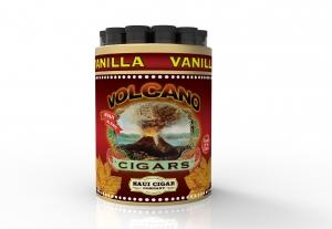 Tub of 15 Vanilla Macadamia Nut Flavored Cigars