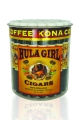 Tub of 36 Hula Girl Kona Coffee Flavored Cigars