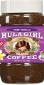 Hula Girl Freeze Dried Very Vanilla Flavored Coffee