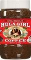 Hula Girl Freeze Dried Double Chocolate Flavored Coffee