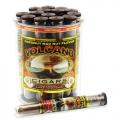 Tub of 25 Coconut Macadamia Nut Volcano Cigars