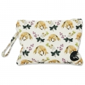 Small pouch Fox and Flower