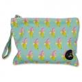Small pouch Dolphin Banana
