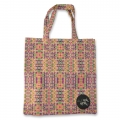 Eco Tote Bag Pink Mosaic