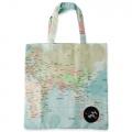 Eco Tote Bag Map