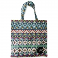Eco Tote Bag Native Design (Blue)