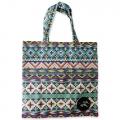 Eco Tote Bag Native Design (Blue)