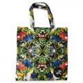 Eco Tote Bag Parrots, Toucans and Birds