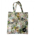 Eco Tote Bag Jaguar, Flamingo and Cyclura