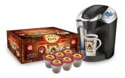 Hula Girl 100% Kona Coffee Box of 6 K-Kups