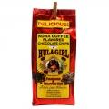 Hula Girl Kona Coffee and Chocolate Chip Pancake Mix