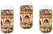 Hula Girl Konako Coconut Candy 8oz