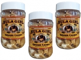 Hula Girl White Soft Ginger Candy