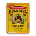 Hula Girl Cherry Mac Nut Cigars in Tin