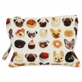 Small pouch Bulldogs and Desserts