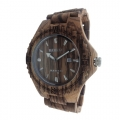 Handmade Wooden Watch Made with Zebra Wood - Kahala Brand 33
