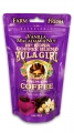 Hula Girl 10% Kona Coffee Blend Vanilla Macadamia Nut 5oz