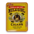 Hula Girl Cigar Vanilla Mac Nut