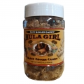 Hula Girl Dark Soft Ginger Candy