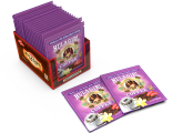 Hula Girl Vanilla 10% Kona Drip Coffee Pack of 25 Sachets