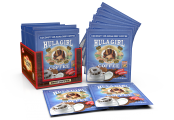 Hula Girl Coconut 10% Kona Drip Coffee Pack of 50 Sachets