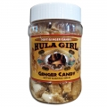 Hula Girl White Soft Ginger Candy 454grams
